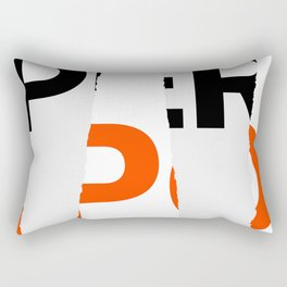 Fall Paper Expo (from Design Machine archives) Rectangular Pillow