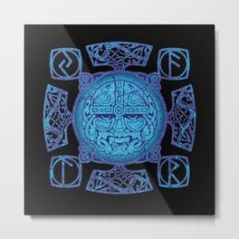 JARL Metal Print