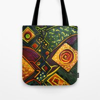 sparkles Tote Bags featuring GALAXY SPARKLES by Deyana Deco