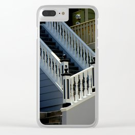 A Brand New Me Clear iPhone Case
