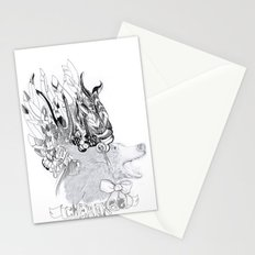 Cherokee Bear Stationery Cards