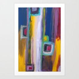 petites écoles Art Print