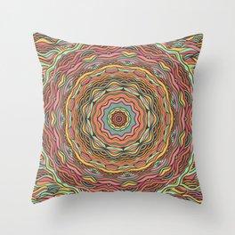 Entwine Throw Pillow