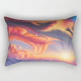 Eternal shining Rectangular Pillow