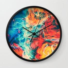 Deep Space Explorer No4 Wall Clock