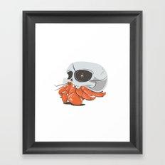 Skull House - One-Eyed Willie Framed Art Print