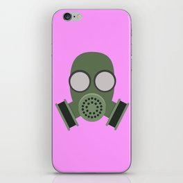 Army Gasmask iPhone Skin