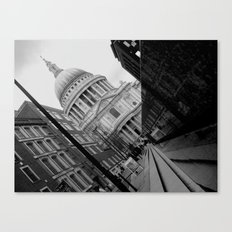 St Paul's Cathedral London Canvas Print