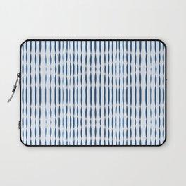Blue Wavelengths Laptop Sleeve