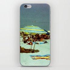 Beach, Wildwood, New Jersey iPhone Skin