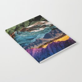Dream Nature MOUNTAINS Notebook