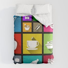 Gastro Windows 8.1 Comforters