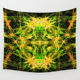 Star Squirt Opening Wall Tapestry