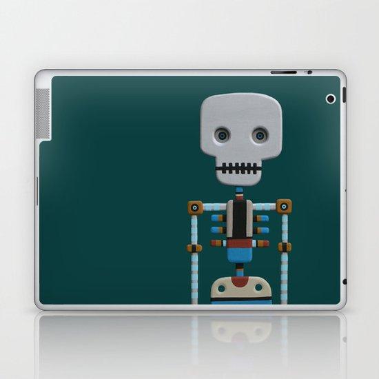 The athlete Laptop & iPad Skin
