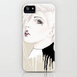 NEOPUNK iPhone Case