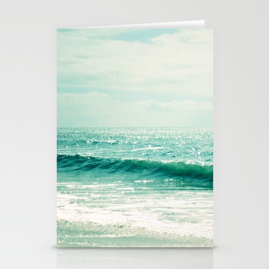 Sea of Tranquility... Stationery Cards