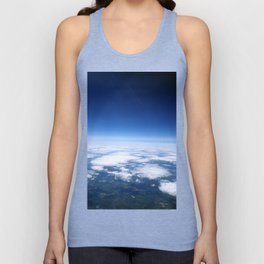 Up in the air Unisex Tank Top
