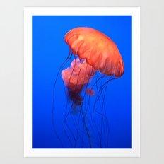 u jelly Art Print