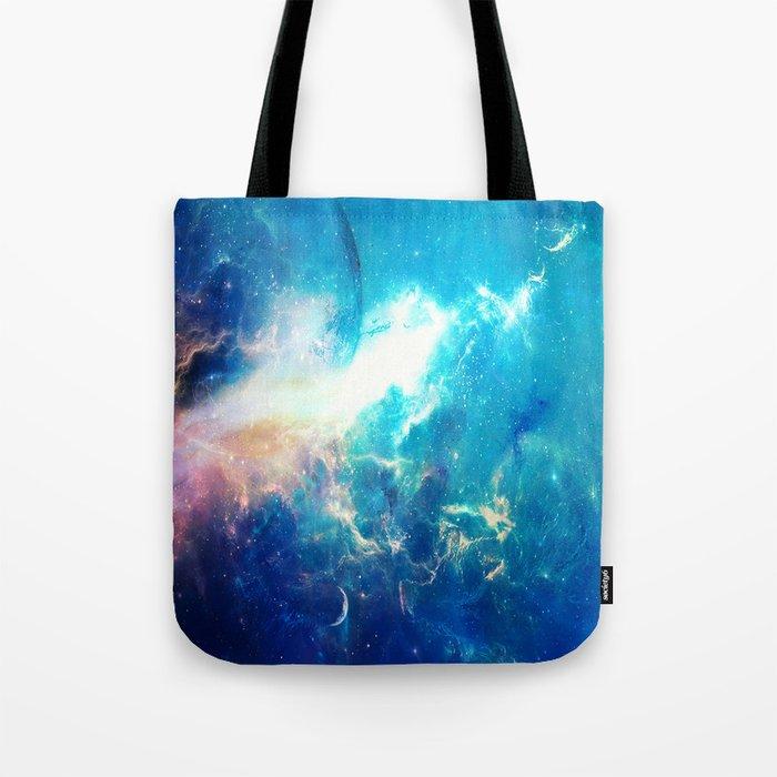 Stars Painter Tote Bag