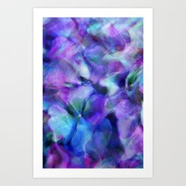 Hypnotic dreams Art Print
