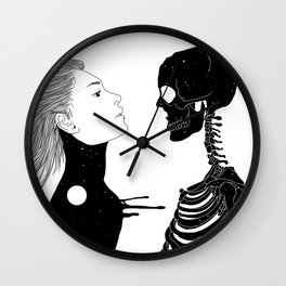 Lost in Existence (Wherever You Are) Wall Clock