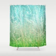 WHISPERING Shower Curtain