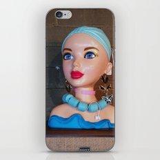 Mannequin - Detroit, MI iPhone & iPod Skin