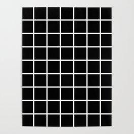 black cube Poster