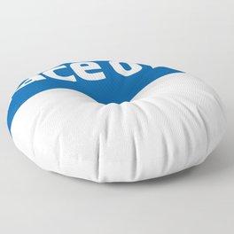 2010 - Face Off Floor Pillow