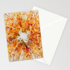 Autumn Leaf Fall Stationery Cards