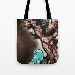 The Year 2020 When Trees Give Birth to People There Will be Balance and the Night Shall Sleep Again Tote Bag