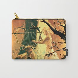 Feral Strings Carry-All Pouch