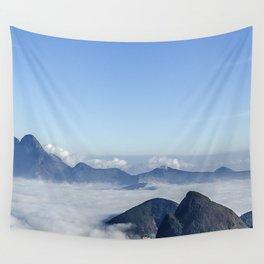 Mar de nuvens Wall Tapestry