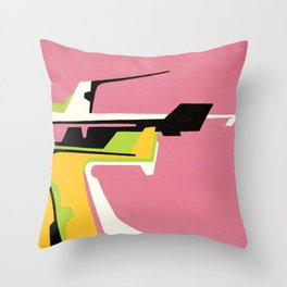 67 Throw Pillow