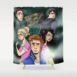 WELCOME TO RIVERDALE Shower Curtain