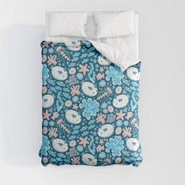 Sea Bunnies Comforters