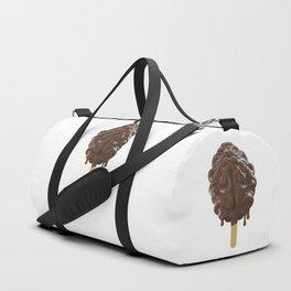Because, Chocolate Duffle Bag
