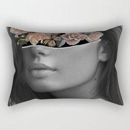 Mystical nature's portrait II Rectangular Pillow