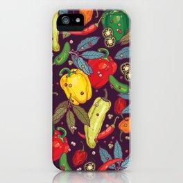 Hot & spicy! iPhone Case