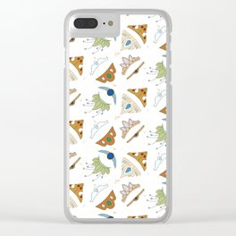 Fit for a Princess Clear iPhone Case