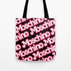 Moschino Everything Black Tote Bag