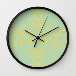 Lace Variation 09 Wall Clock