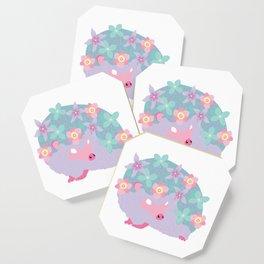 Spring Hedgehog ~ FAIRY VAR Coaster