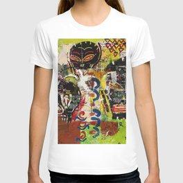 Kaos Heads T-shirt