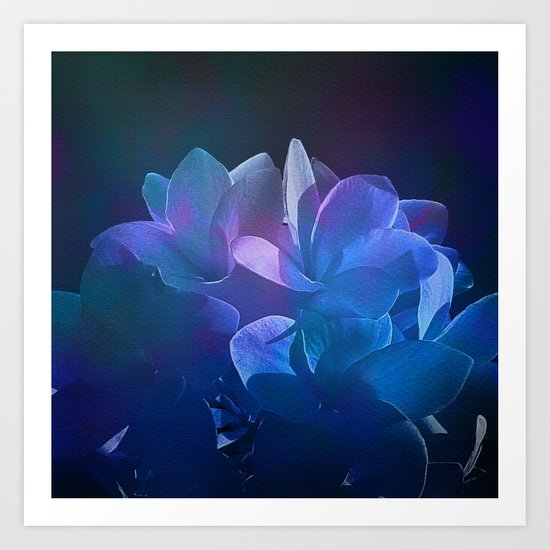 Dream Flower 7 Art Print