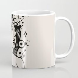 Queen of Spores Coffee Mug