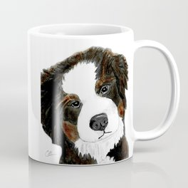 Bernese Mountain Dog Love Coffee Mug