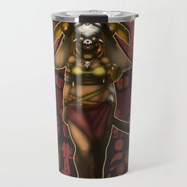 Nago  Travel Mug