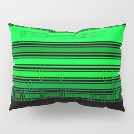The Green Zone Pillow Sham