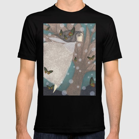 Finding Winter T-shirt
